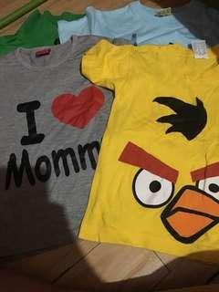 bundle shirts (4 for 200)