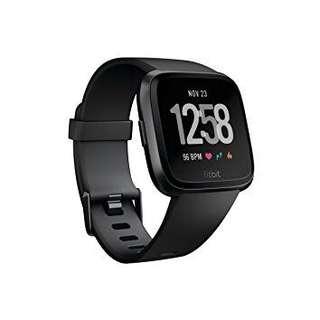 Fitbit Versa Black BNIB