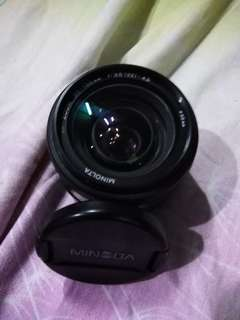 Macro AF lense minolta for sony A mount ( PRICE IS STILL NEGOTIABLE) supper RUSH!!
