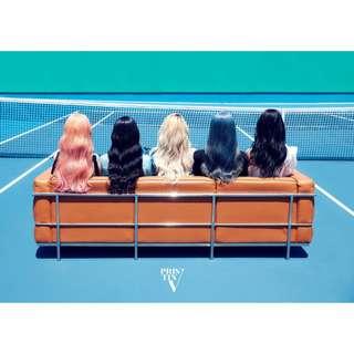 [Pre-Order] PRISTIN V 프리스틴 V SINGLE ALBUM - LIKE A V (싱글앨범)