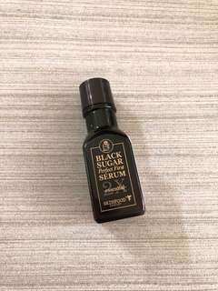 🚚 SKINFOOD 黑糖光采肌底精華-保濕型