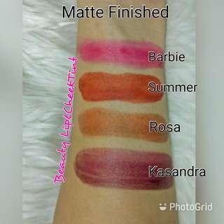 Lip & Cheek Tint (matte finished)