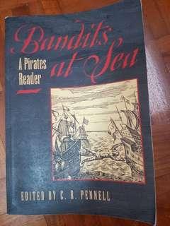 Bandits at Sea- A Pirates Reader