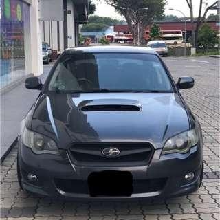 Subaru LEGACY Flash Deal! Grab Friendly*