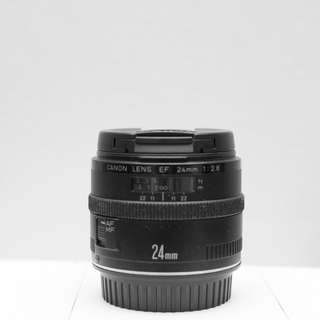Canon EF 24mm F2.8 (Not IS)