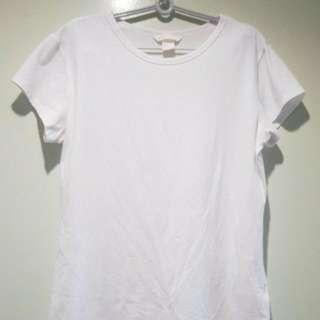 Zara Semi Crop Tshirt