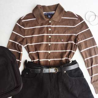 Tommy hilfiger botton down long sleeves