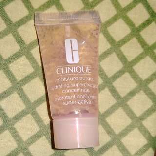 Clinique moisturizer surge