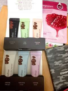 Innisfree clay color mask /EACH.