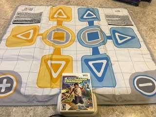 Nintendo Wii Outdoor Challenge Games