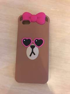 iPhone 6/6s Case Line Friends 真品
