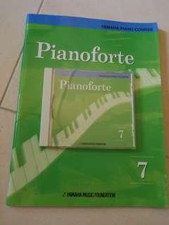 Yamaha Pianoforte 7