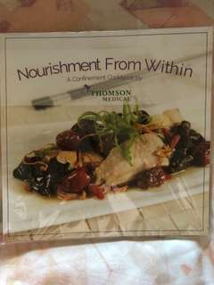 Confinement cook book from TMC