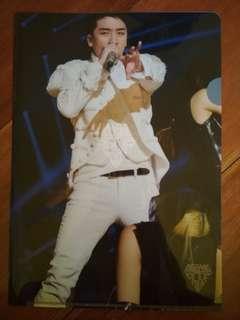 BIGBANG SEUNGRI Alive Tour L-Folder