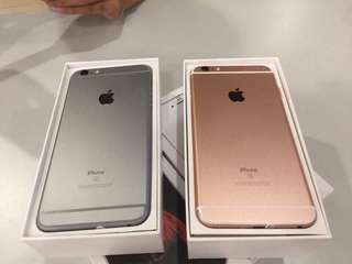 Rush iphone 6splus plus 64gb openline to all