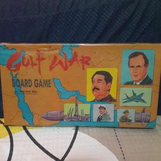 Gulf War Board Game