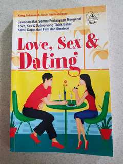 Love, Sex, and Dating