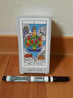 🚚 [全新]購於倫敦 台灣製 外銷出口塔羅牌
