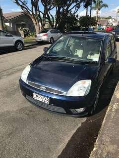 Ford Fiesta GHIA 2005
