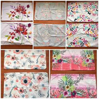 10pcs. pillowcase