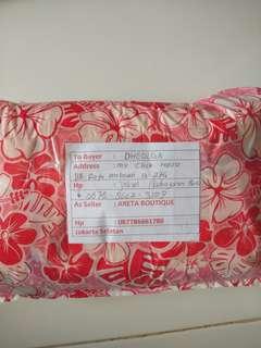 Paket siap meluncur