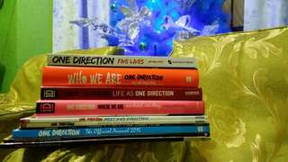 One Direction's Books
