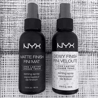 🆕 NYX Setting Spray - Dewy (AUTHENTIC) #Ramadan50
