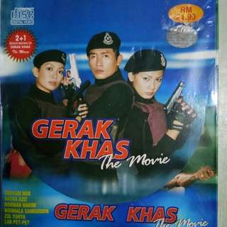 VCD GERAK KHAS THE MOVIE 1