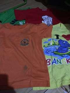 bundle shirts 4 for 250