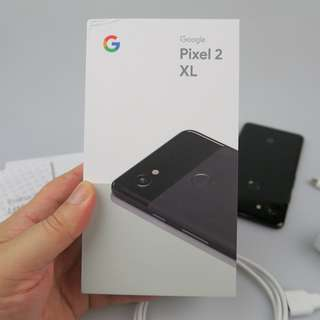 Perfect Condition Pixel 2 XL 64GB + Official Case