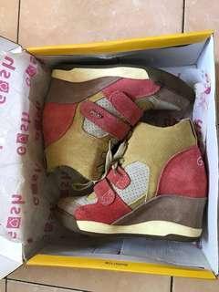 Gosh Sneaker Wedges