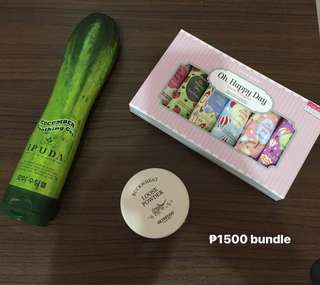 Sale!!! Korean Bundle