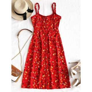 Button-down Dress 😍