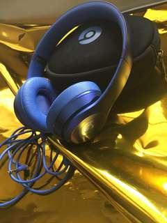 Beats Solo (blue)