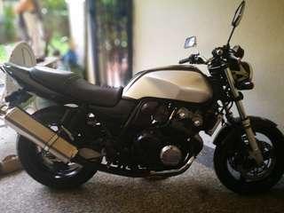 Honda Vtech expat bike