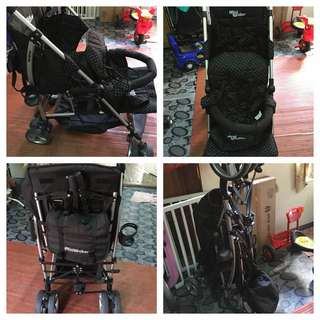 Pre Love Mini Walker Tandem Stroller