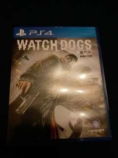 PS4 Watchdogs 中文版