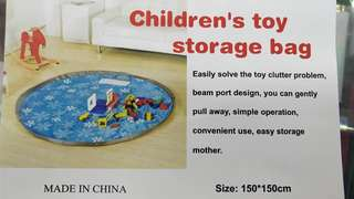 Children's Toy Storage bag