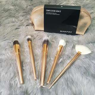 Morphe Complexion Goals Brush Set