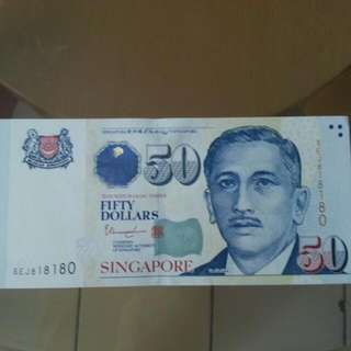 $50/unc/nice Number.