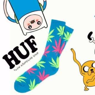 HUF 大麻襪 探險活寶配色