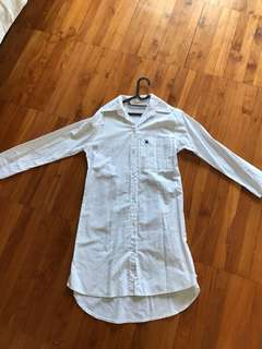 Bangkok white tshirt
