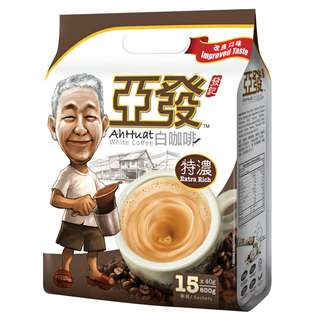 單包亞發白咖啡-特濃40g