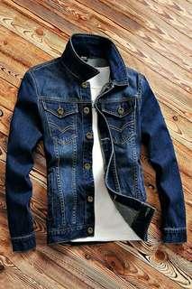 Jaket oxtopus jeans
