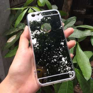 Black mirror case iphone 6