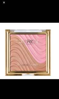 Catrice blusher bronzer limited edition (not available in stores anymore)