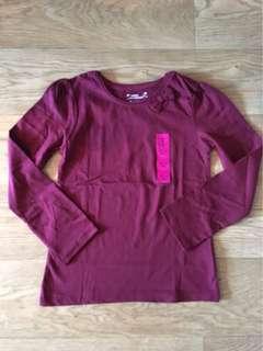 [readystock] Primark girls LS tshirt (6-7y)