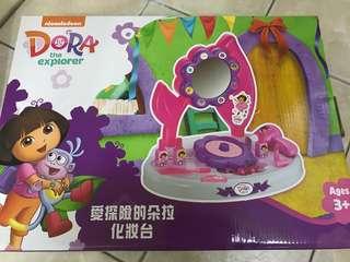 朵拉化妝台玩具組