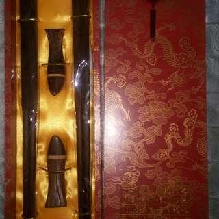 【印度小葉紫檀】中華筷禮盒装