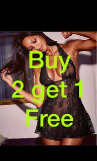 promotion Buy 2 get 1 free 🚨